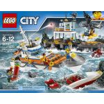 LEGO City Coast Guard Coast Guard Head Quarters
